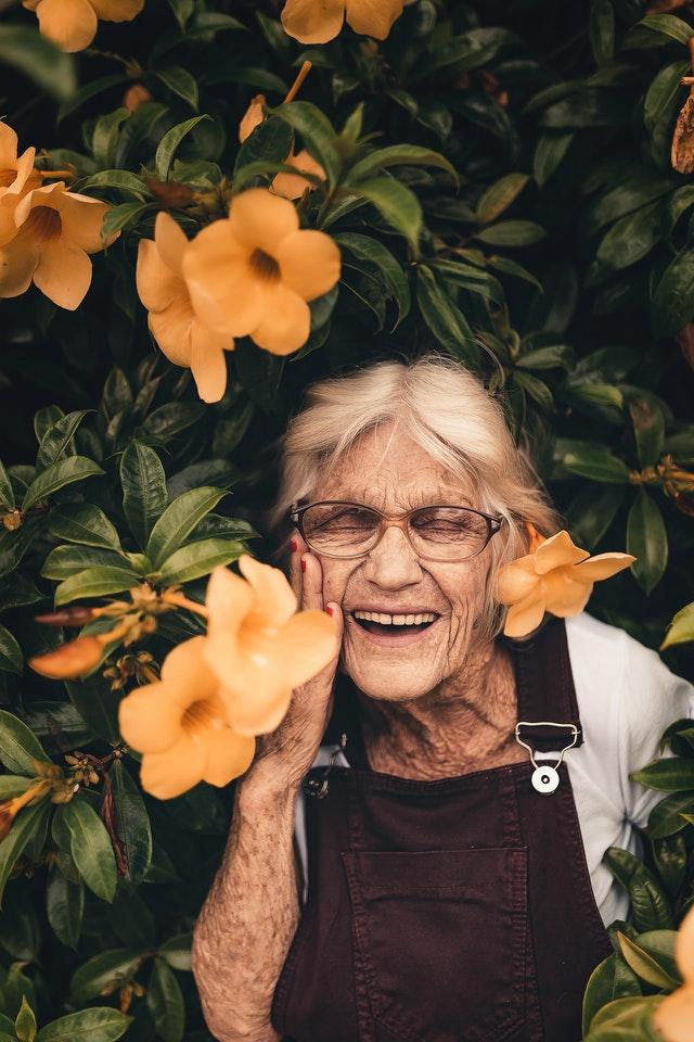 別說是40歲,起許80歲也一樣開心健康到處旅行!