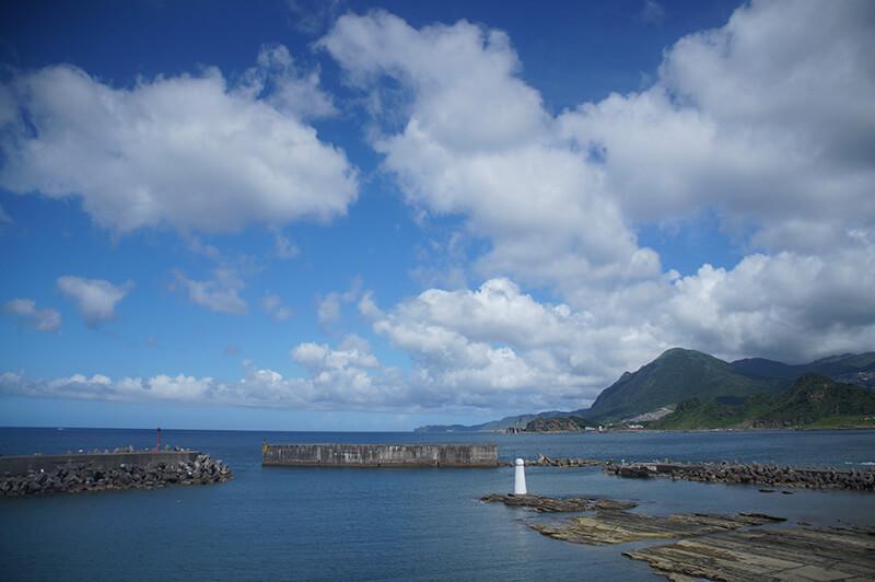 給天空多一點空間的構圖,在加拿大的生活,真的覺得天空好美,回台灣有機會也喜歡多觀察藍天白雲的變化。