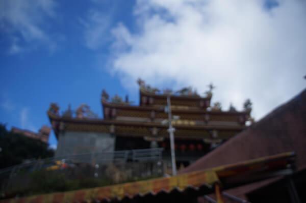 在九份看到的全台最靈驗的月老廟!霞海城隍廟原來在這邊!!!
