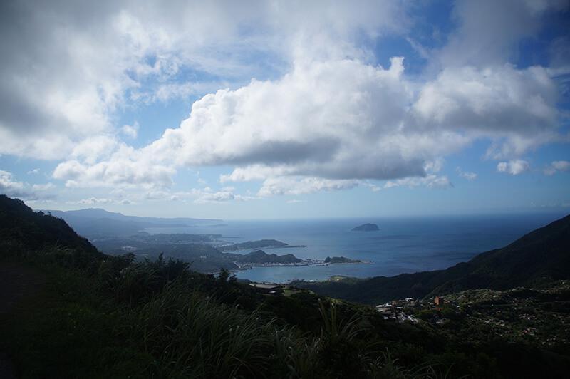 迷人海灣景緻特寫。