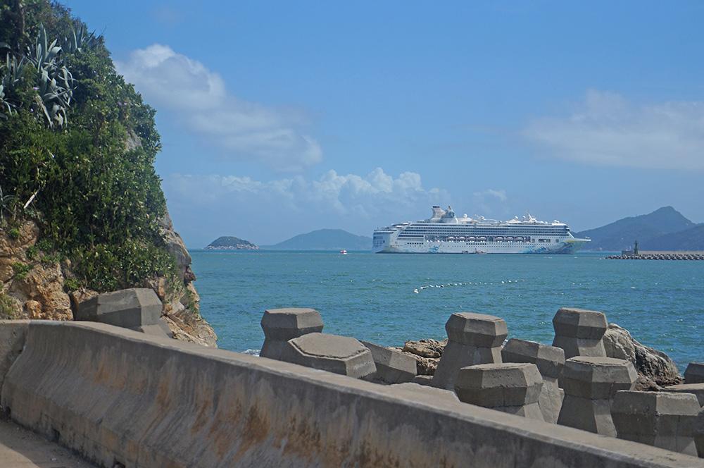 探索夢號評價,在馬祖島嶼上,觀看我們這幾天的郵輪住所!