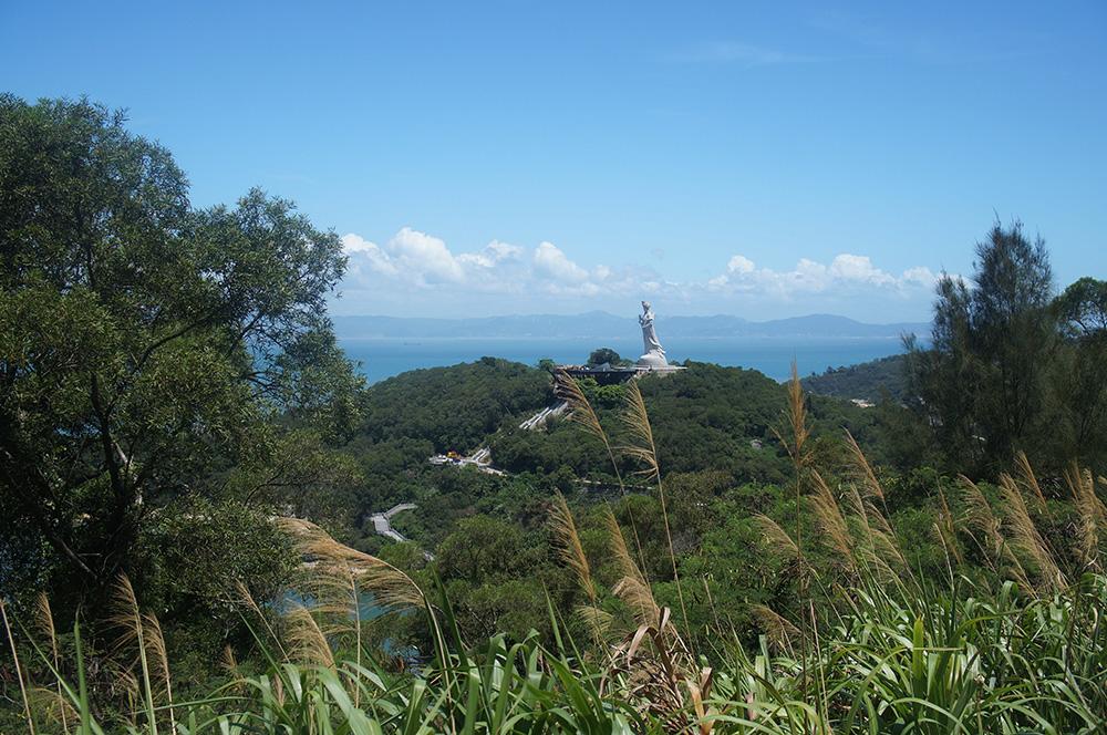 漂亮的馬祖南竿風景。