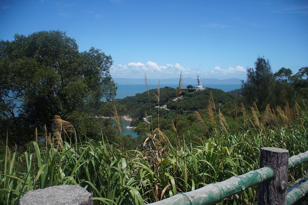 我非常喜歡的馬祖眺望角度