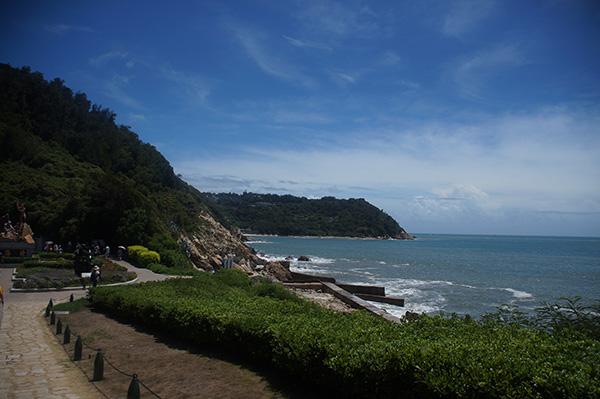 美麗的馬祖山海風景!