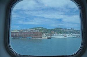 星夢郵輪探索夢號海景房之美麗窗景