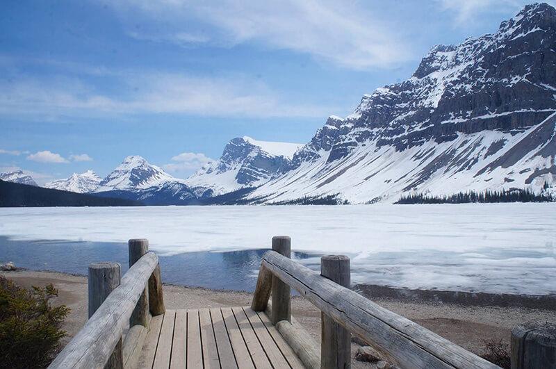 指標小木橋與弓湖