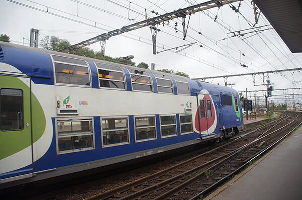 RER C線雙層火車