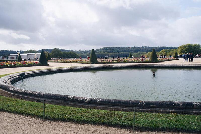 凡爾賽宮大水池與大花園!懶人包快速入場攻略分享!