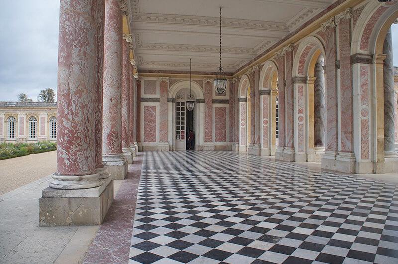 很美麗的凡爾賽皇后宮!大特里亞儂宮!