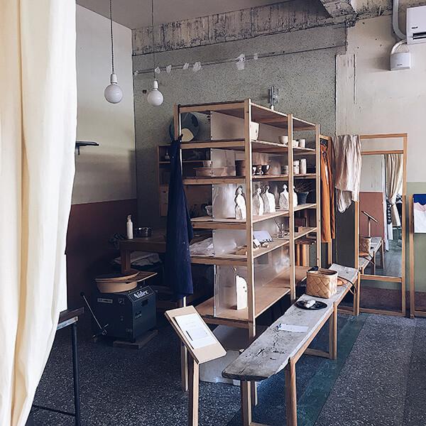 陶器小物區