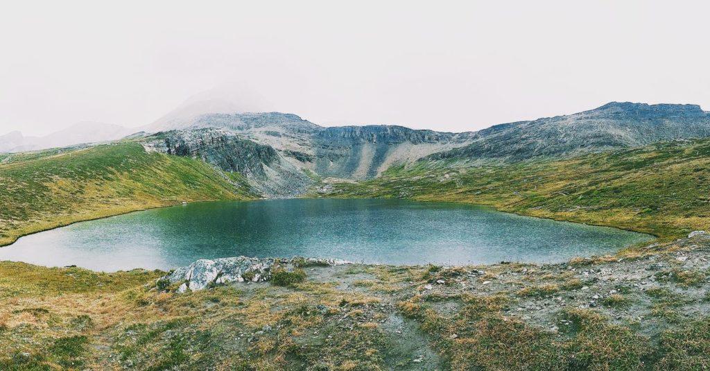 helen lake canada