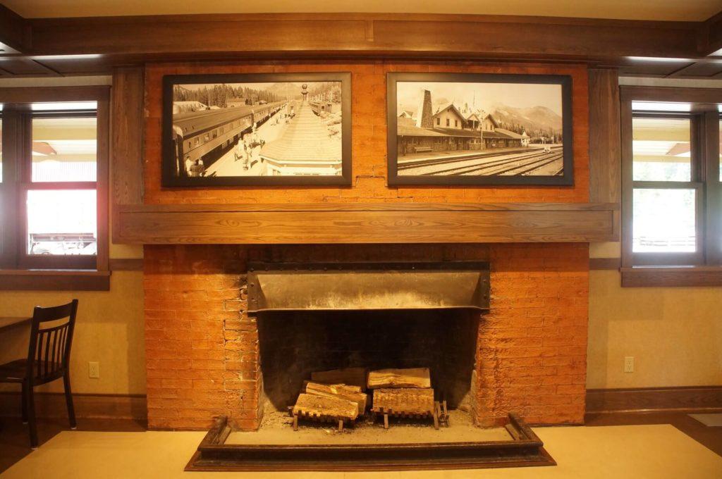 上的老照片讓人感受過往的班夫 班夫是加拿大的一個國家公園,很早開發的地方。
