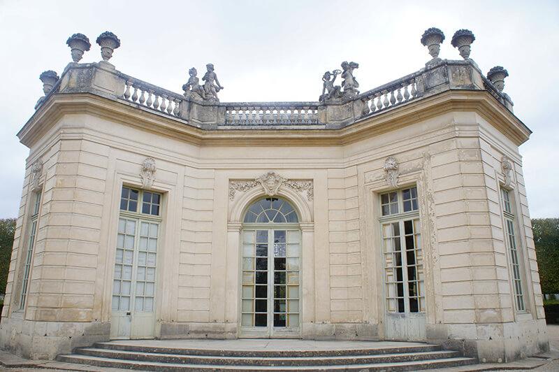 小皇后宮後門。