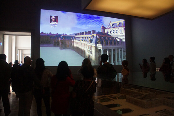 狩獵宮擴建成凡爾賽宮的過程