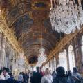 法國巴黎凡爾賽宮鏡廳