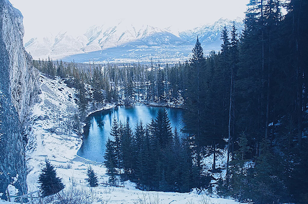 Grassi Lakes Trail,Canmore小鎮招牌景點