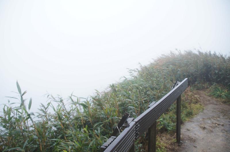 抹茶山1.6K的終點,還不是觀景台