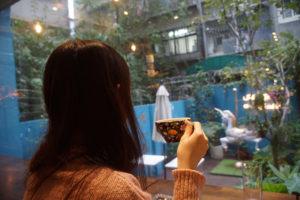 台北登陸土星土耳其咖啡永康店