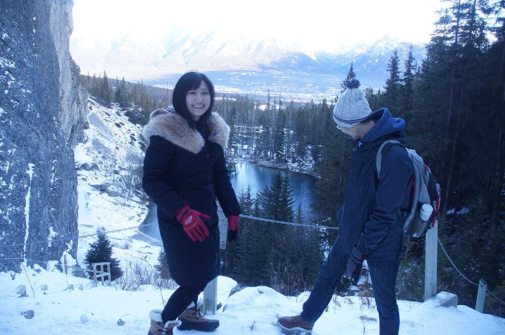 Grassi Lakes canada