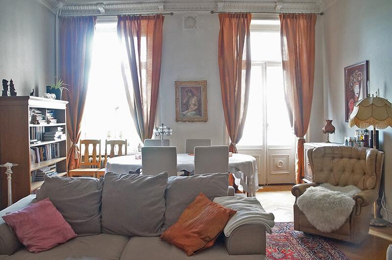 微貓在瑞典入住的Airbnb房源,超滿意!房屋主人也超nice!