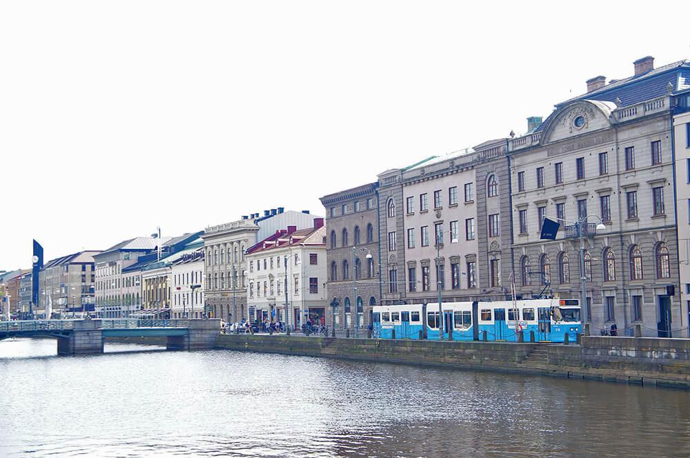 瑞典第二大城-哥特堡,微貓這趟北歐之旅中最緩慢的城市。