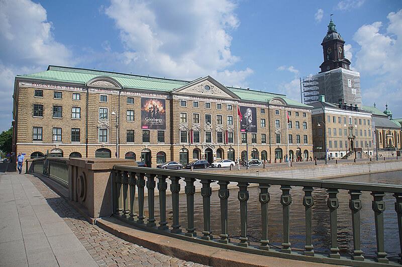 這一棟就是市立歷史博物館囉!