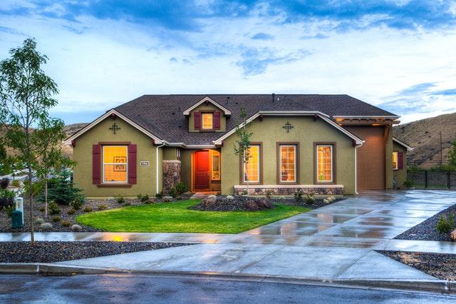 房地產REITs,理想投資組合=「可承擔風險+符合預期的報酬」資產組合。