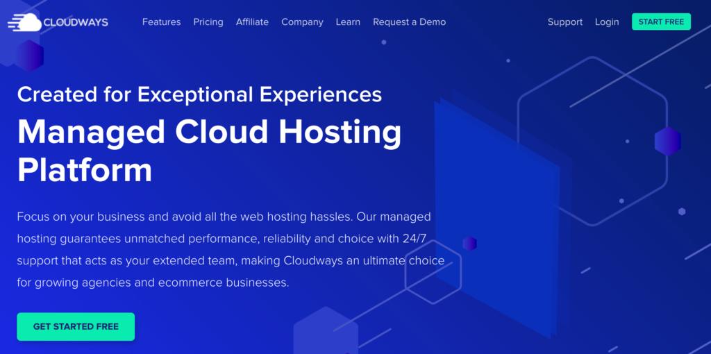 cloudways 主機服務與wordpress架站是優質組合!