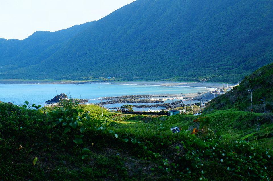中華電信網路在蘭嶼就是猛,美景分享沒問題