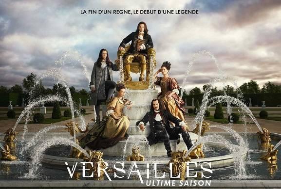 凡爾賽宮影集,在法國凡爾賽宮拍攝,演員俊美,劇情緊湊。