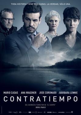 Netflix電影:佈局 Contratiempo ( IMDb 8.0 )