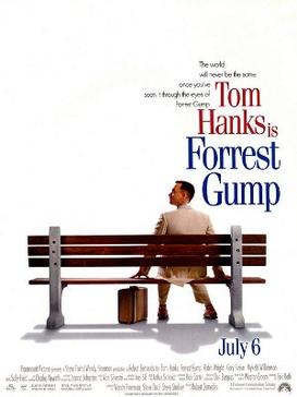 電影:阿甘正傳 Forrest Gump ( IMDb 8.7 )
