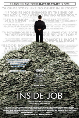 紀錄片:黑金風暴(Inside Job)( IMDb 8.2 )