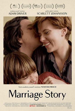 Netflix電影:婚姻故事 Marriage Story ( IMDb 7.9 )