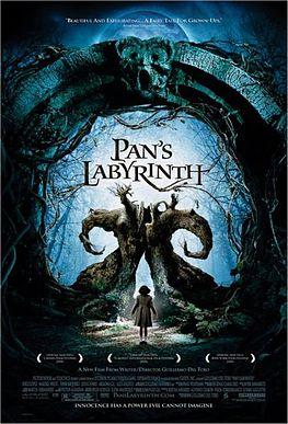 電影:羊男的迷宮 El laberinto del fauno ( IMDb 8.2 )