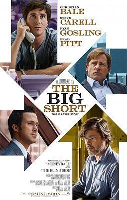 電影:大賣空 The Big Short ( IMDb 7.8 )