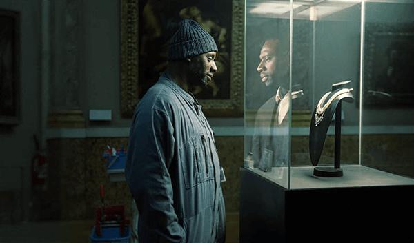 亞森羅蘋影集,2021年初上映就爆紅,主演亞森是逆轉人生的歐馬·希。