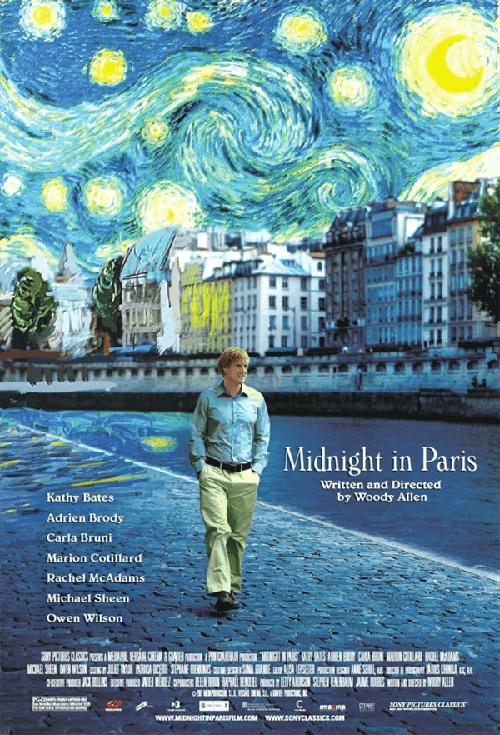 Netflix電影:午夜巴黎 Midnight in Paris ( IMDb 7.7 )