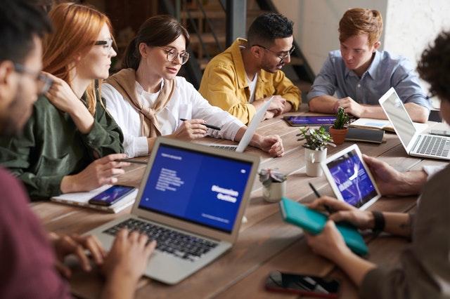 部落格DNA線上讀書會,共享創作經歷,幫助彼此。