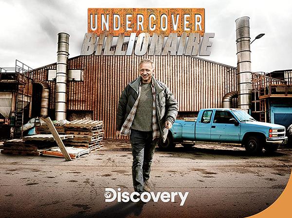 真人實境秀:富豪谷底求翻生 Undercover Billionaire (IMDb 7.6 )