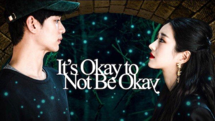 韓劇雖然是精神病但沒關係 It's okay to not be okay ( IMDb 8.8 )