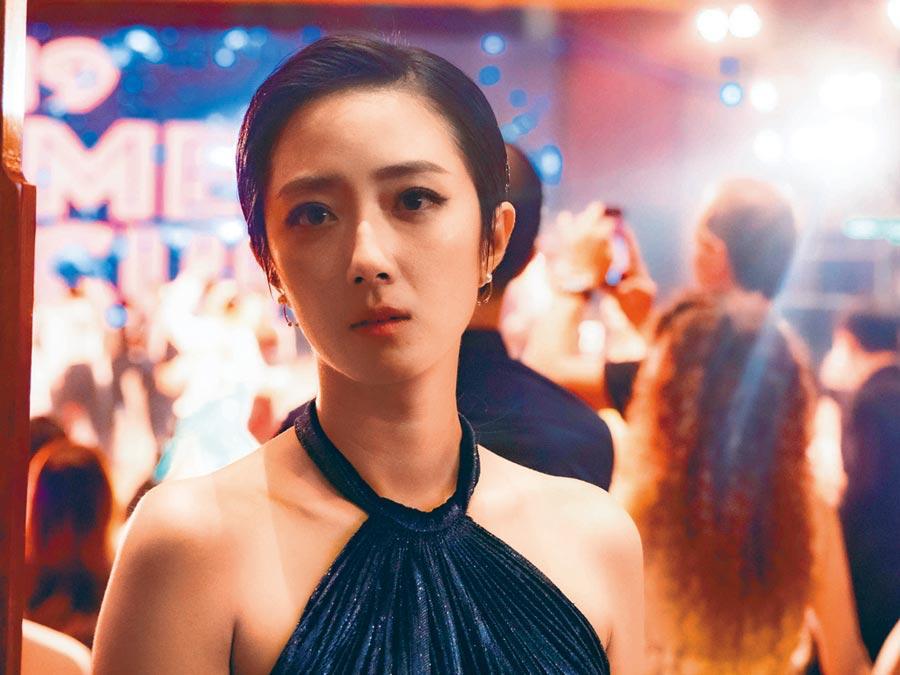 電影「腿」:美麗的錢鈺盈想要的幸福很簡單,卻看不清離不開鄭子漢,也沒勇氣導正一切。