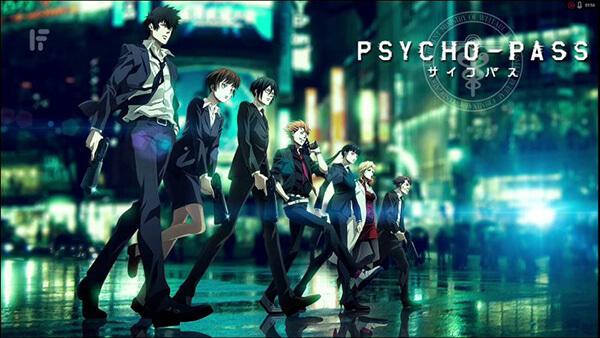 日本動畫:心靈判官 PSYCHO PASS ( IMDb 8.2 )