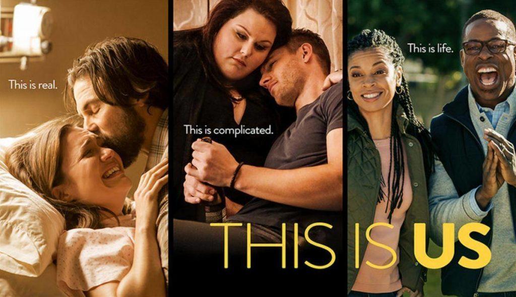 美劇:這就是我們 this is us ( IMDb 8.7 )
